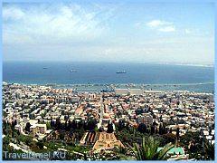 Израиль города израиля хайфа